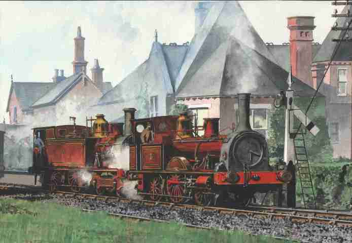 Robin Barnes, Railway Art and History
